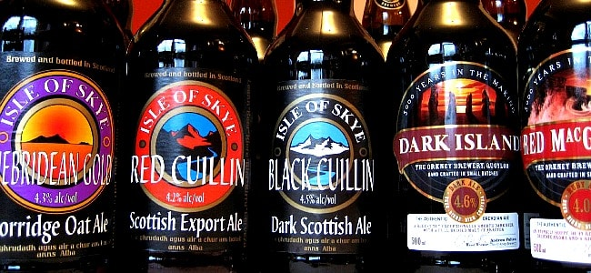 Birra scozzese