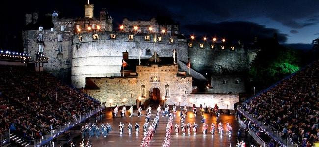 Eventi e festival a Edimburgo