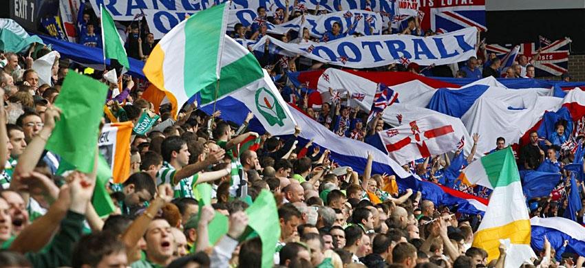 Il calcio a Glasgow: Celtic e Rangers