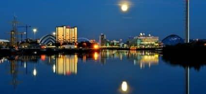 Voli per Glasgow