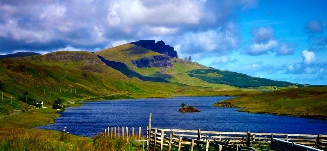 Itinerari in Scozia