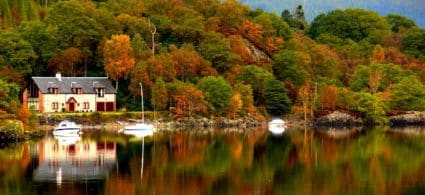 Loch Lomond e i Trossachs