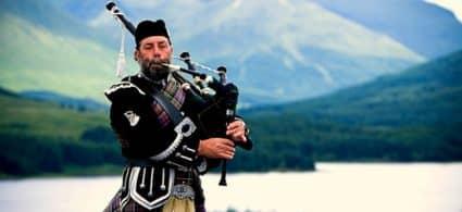 La Cornamusa scozzese