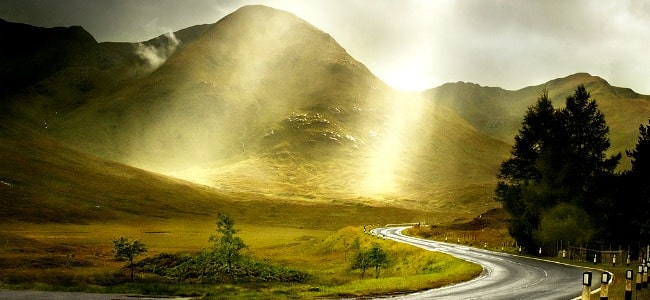 Come spostarsi in Scozia