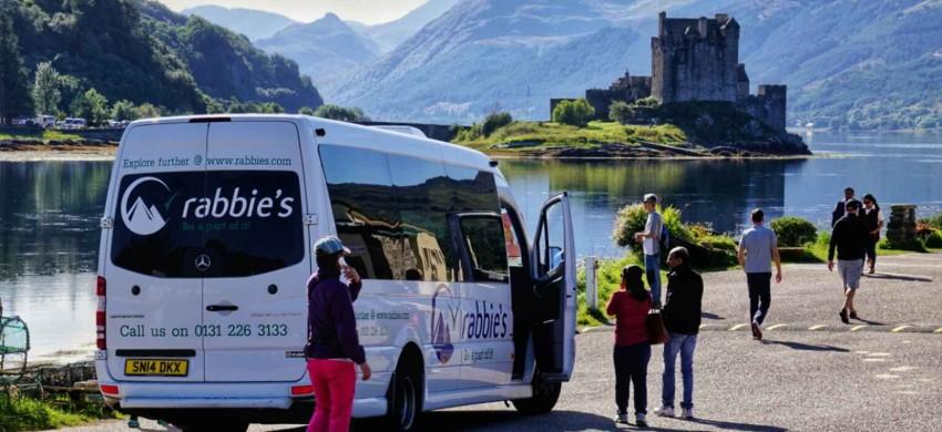 Tour della Scozia in bus