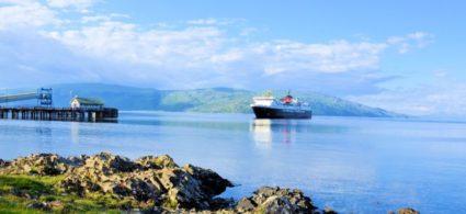 Traghetti per le isole Orcadi e Shetland